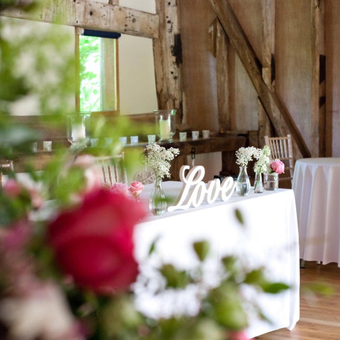Bateman barn wedding